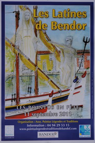 les_latines_de_bendor_2011